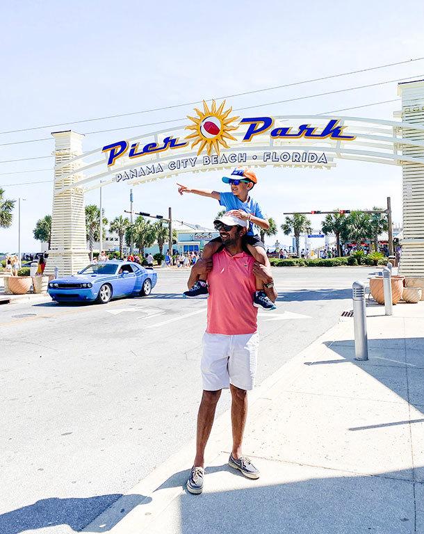 Panama City Beach Florida - Arushi